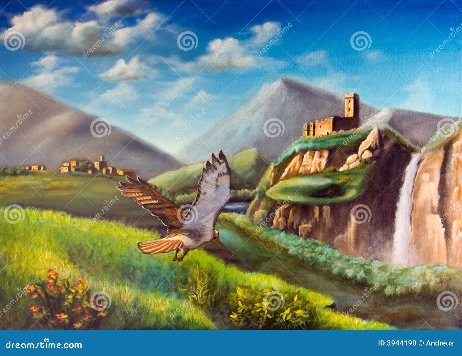 Fantazja krajobrazu