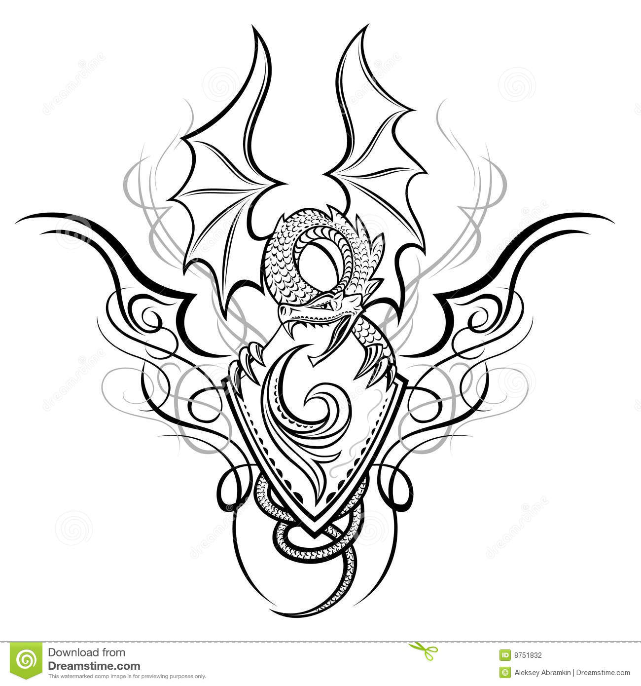 Fashion Sketchbook likewise Rorschach likewise Stock Photography Fanyasy Dragon Insignia Image8751832 together with Bull likewise Flag Printables. on coat drawing