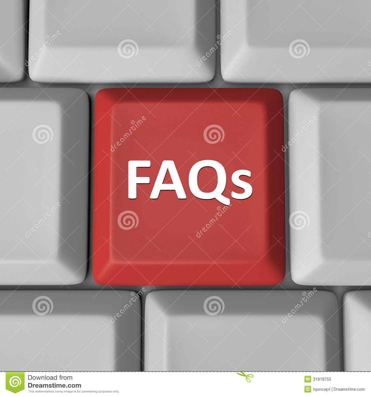 what is the meaning of faqs