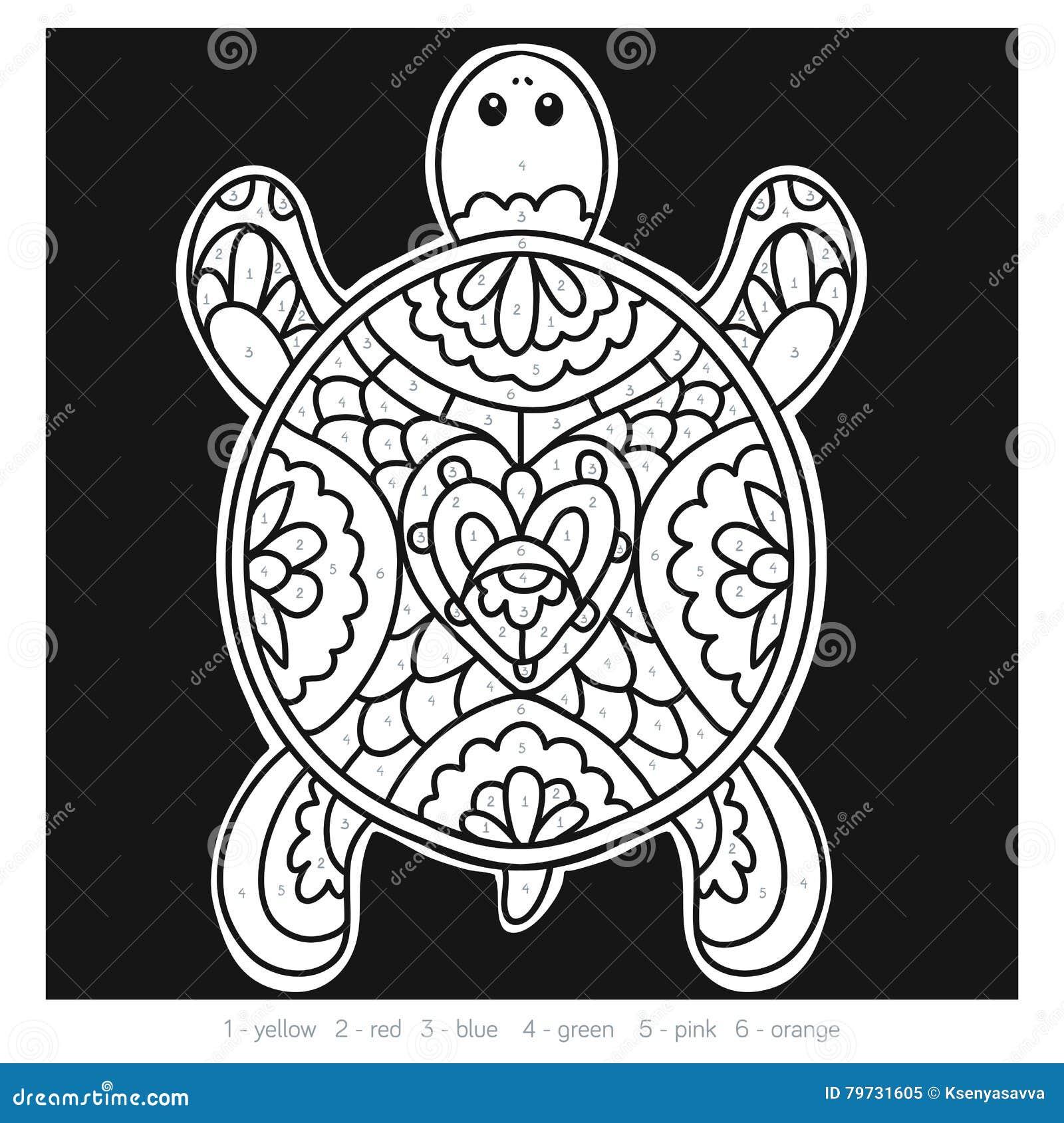 Wunderbar Schildkröte Zu Färben Ideen - Beispielzusammenfassung ...