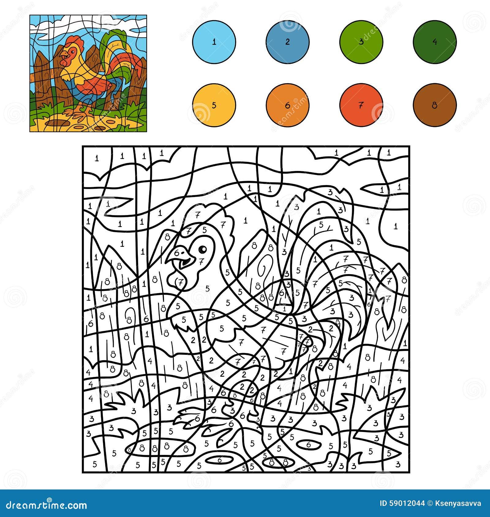 Fein Zahl Färbung Galerie - Druckbare Malvorlagen - amaichi.info