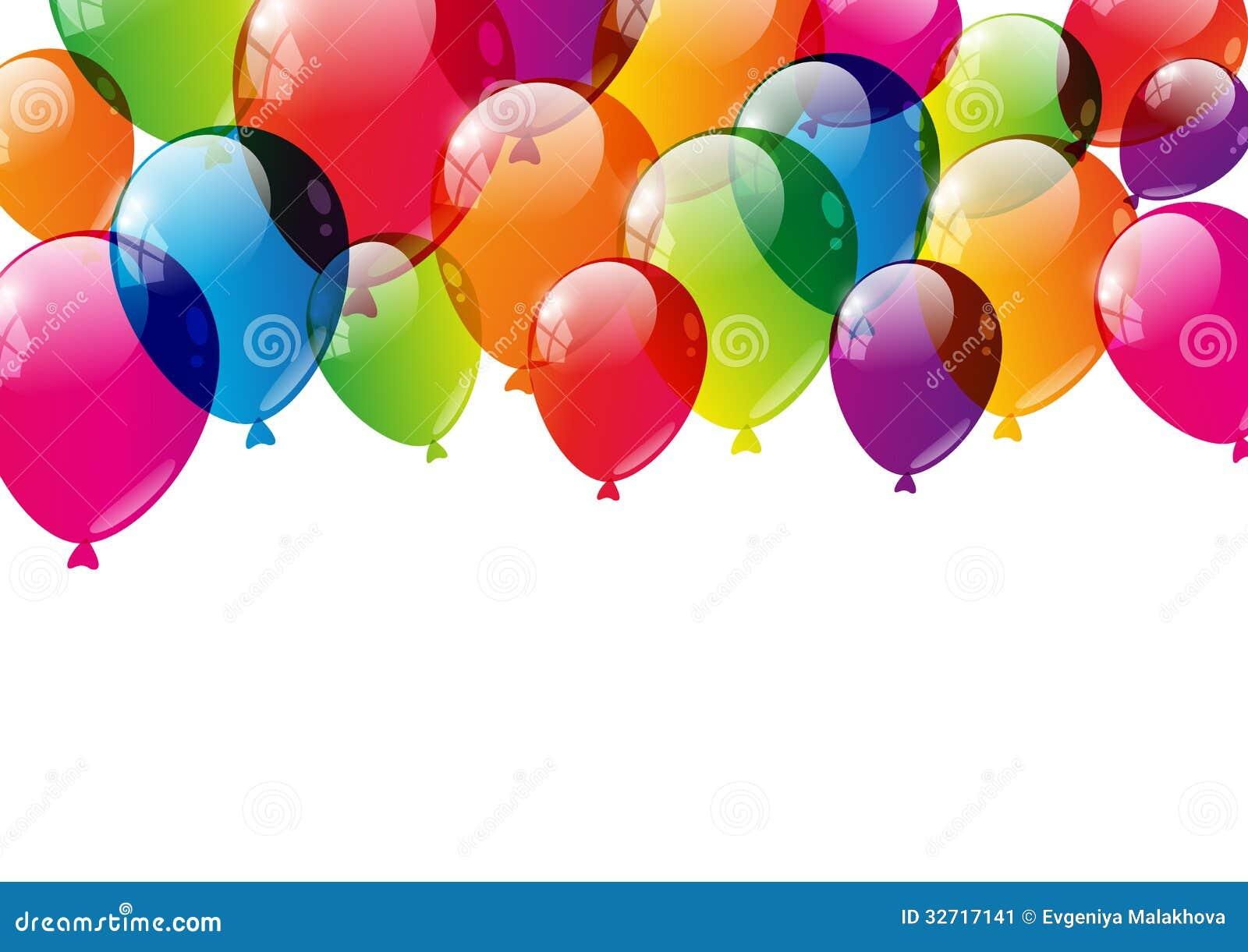 Ausgezeichnet Luftballons Färbung Seite Zeitgenössisch - Beispiel ...