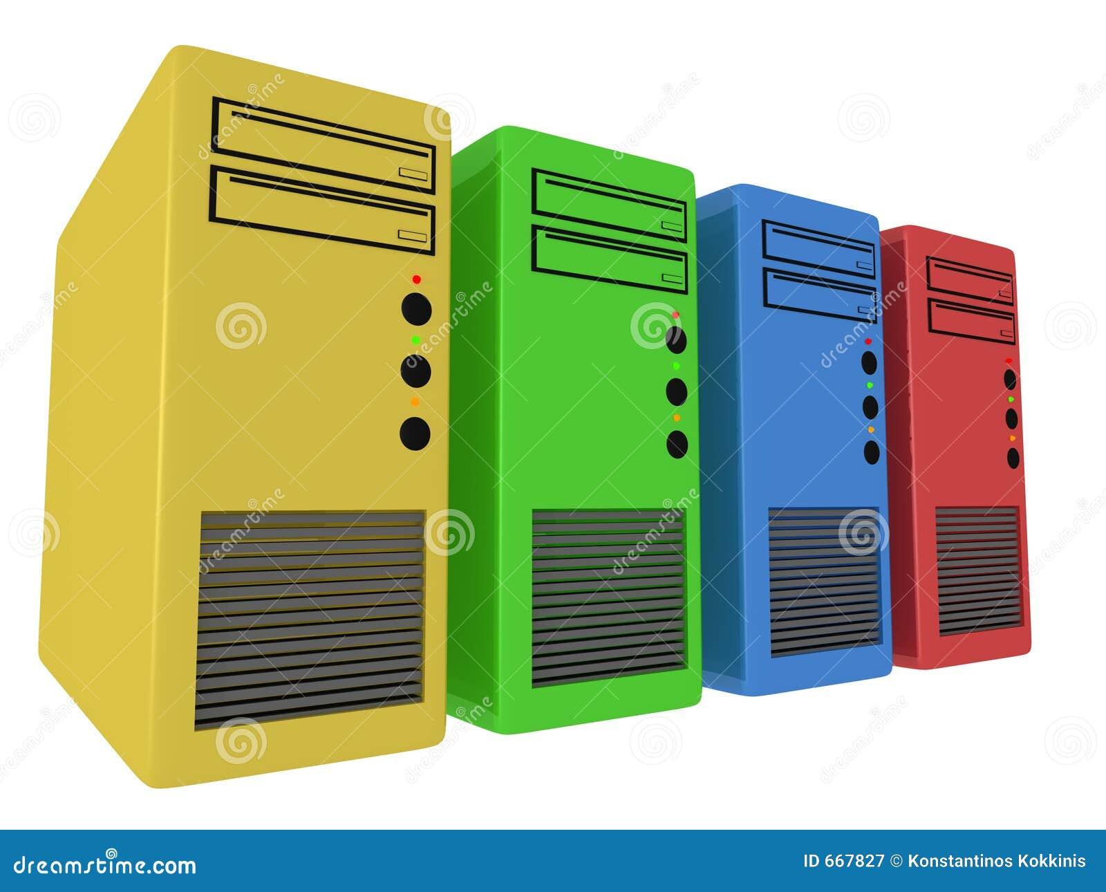 Farben-Computer
