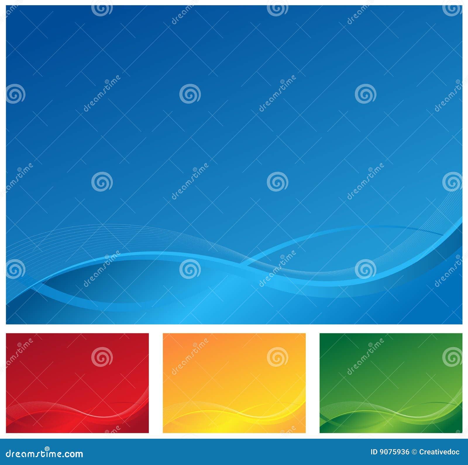 Farben der Hintergrundauslegung 4