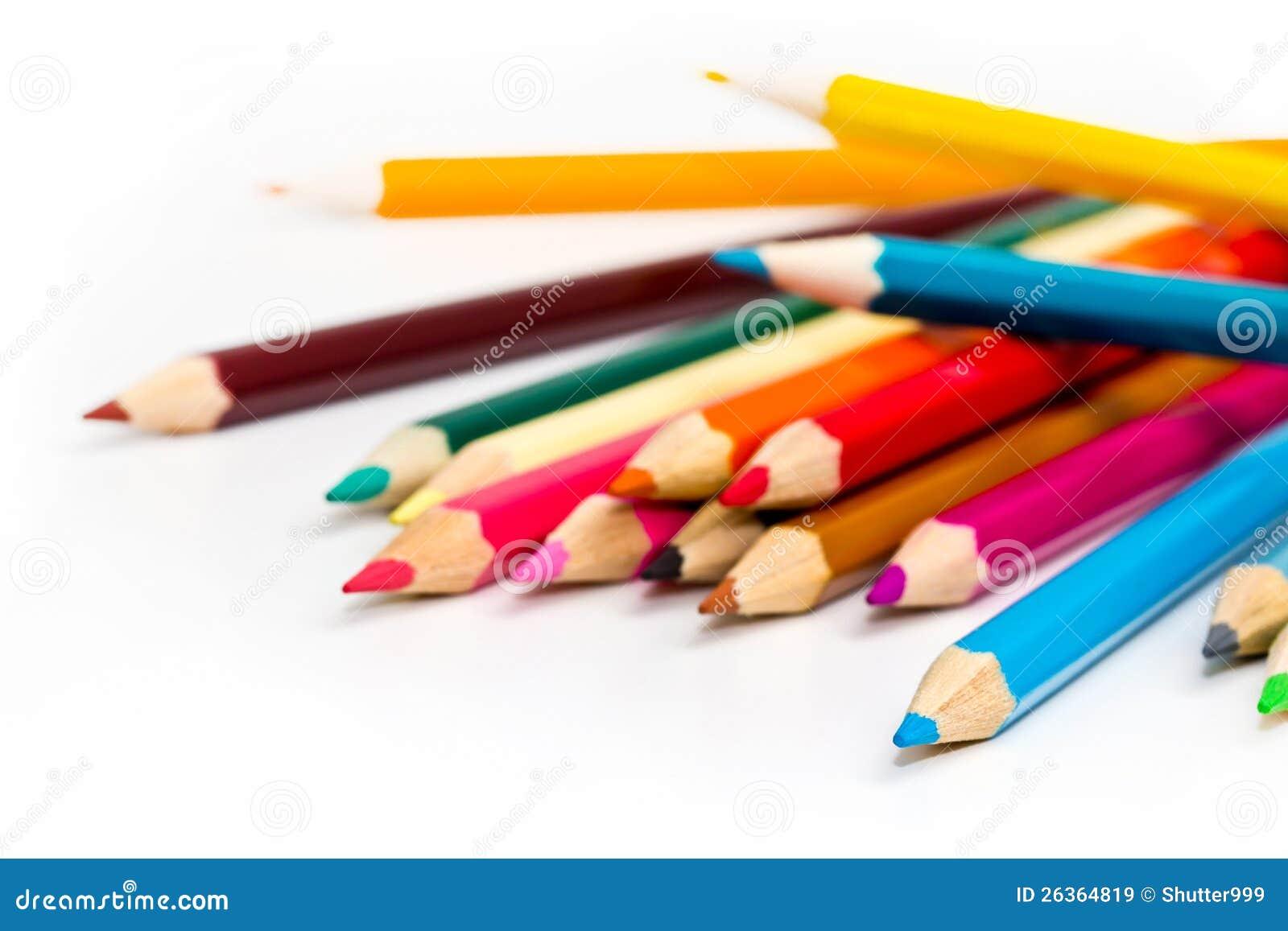 Farbenbleistift - Ausbildungsstatistiken