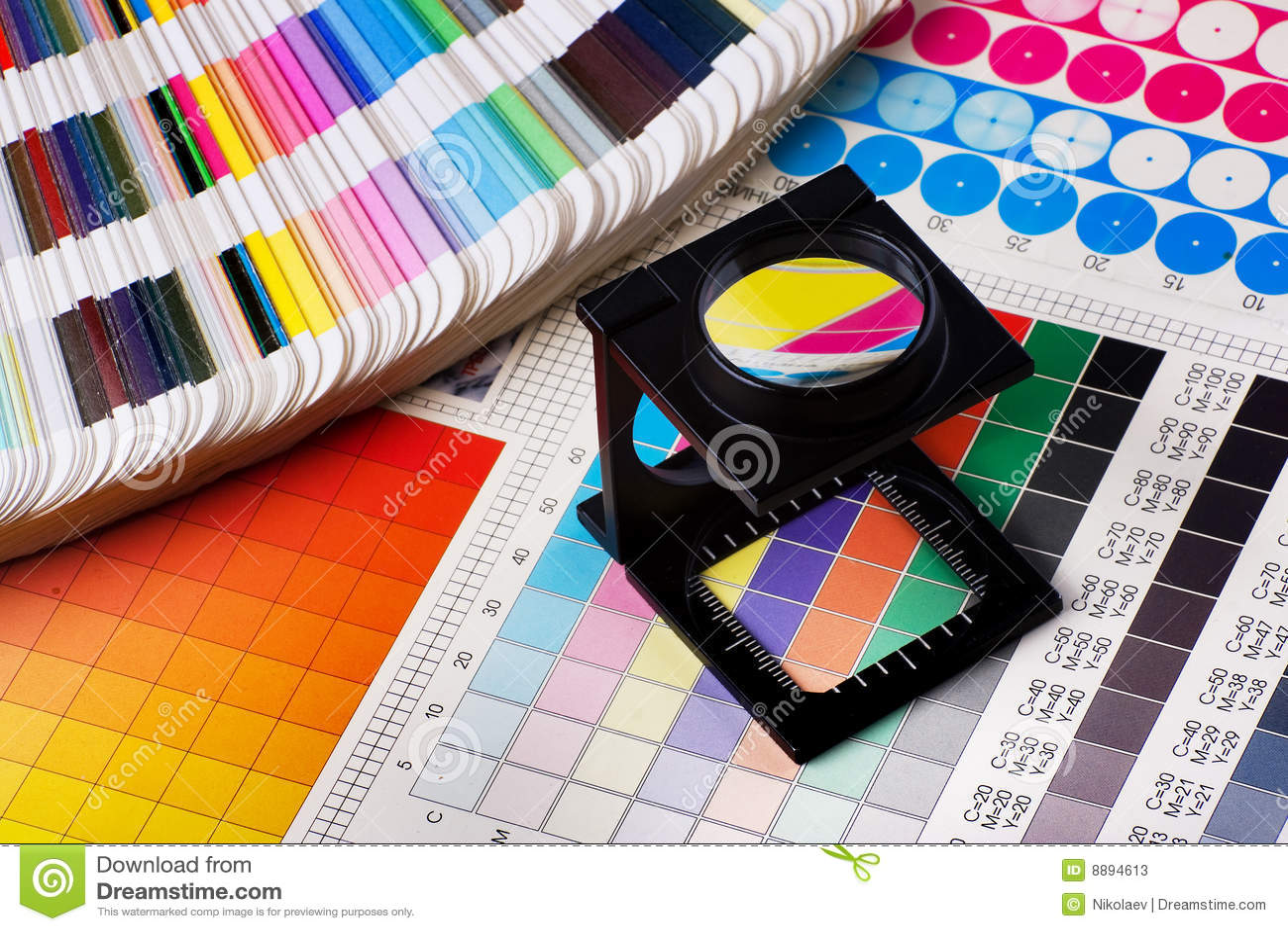Farbenmanagementset