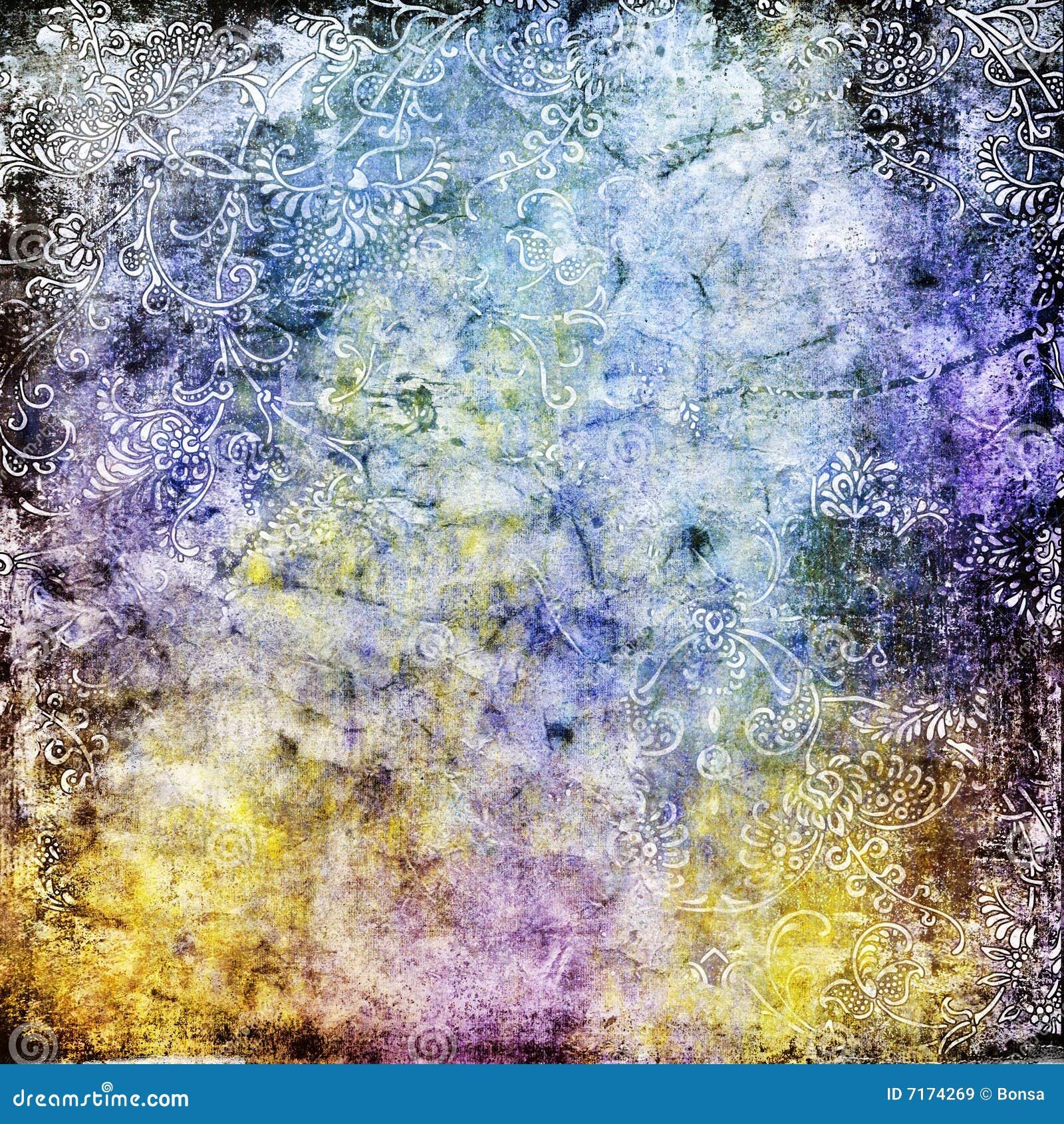 Lizenzfreie stockbilder farbige abstraktion