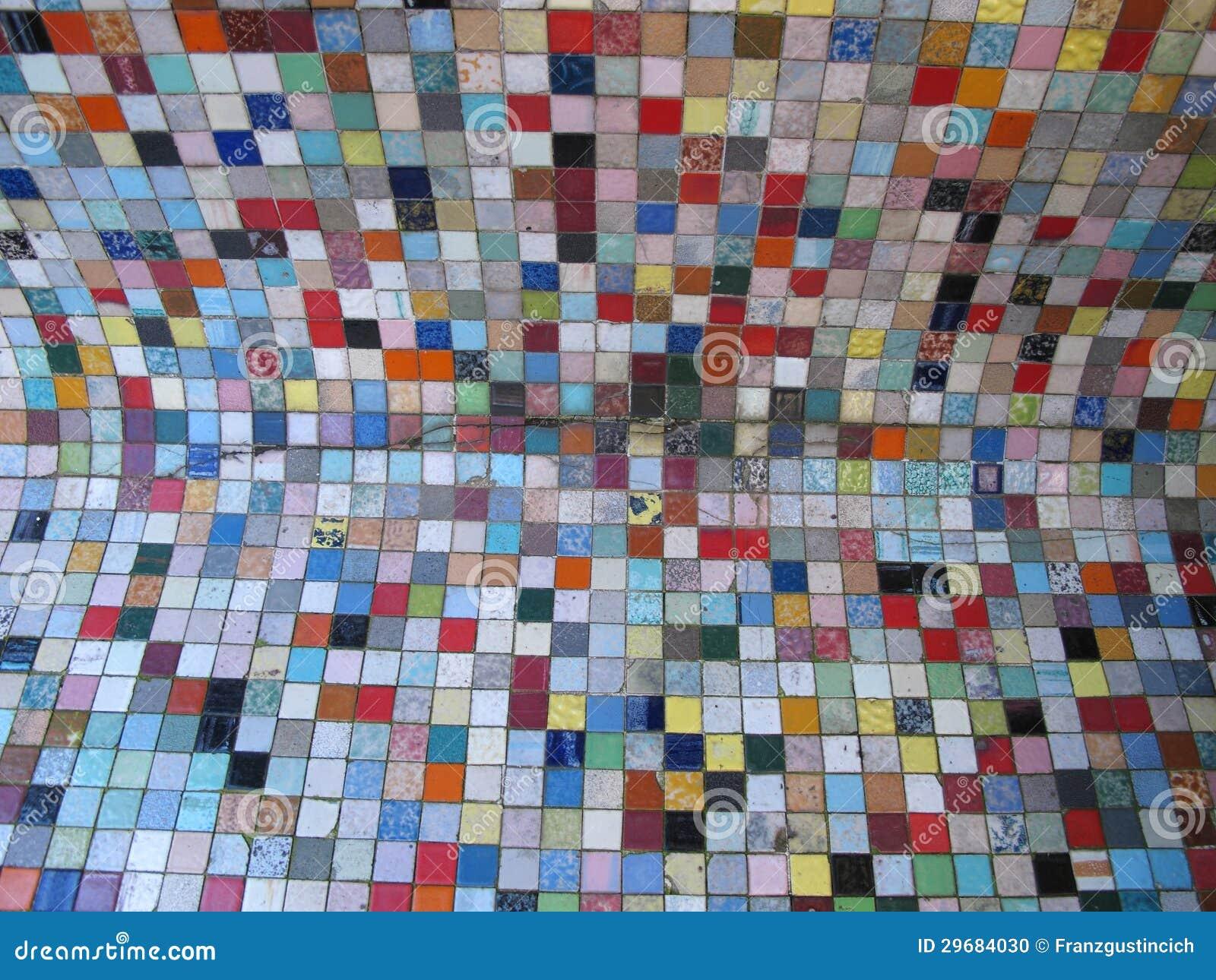 farbige glasfliesen stockfoto bild von bunt glas. Black Bedroom Furniture Sets. Home Design Ideas