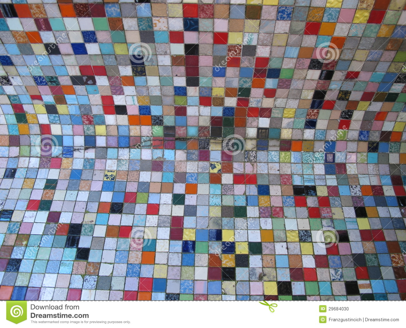 farbige glasfliesen stockfoto bild 29684030. Black Bedroom Furniture Sets. Home Design Ideas