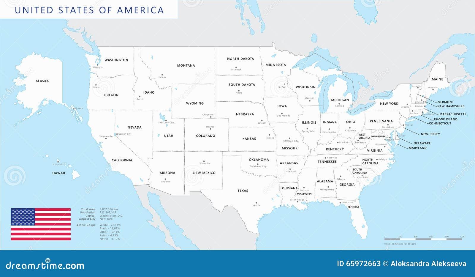 Beste Vereinigte Staaten Kartenvorlage Ideen - Entry Level Resume ...
