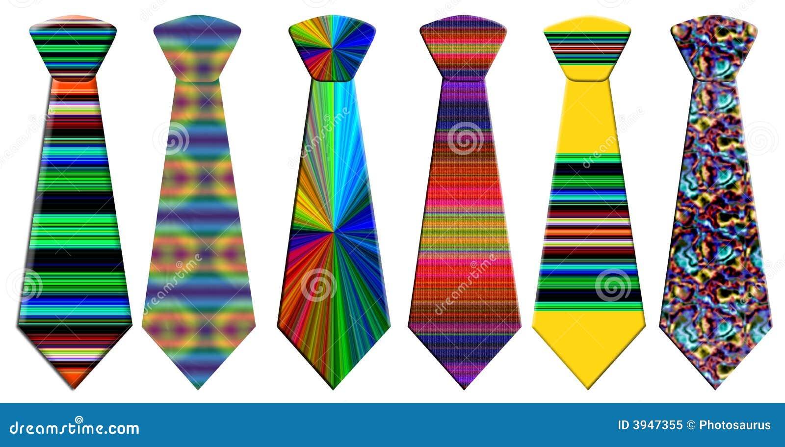 Krawatten Stock Illustrationen, Vektors, & Klipart – (397 Stock ...