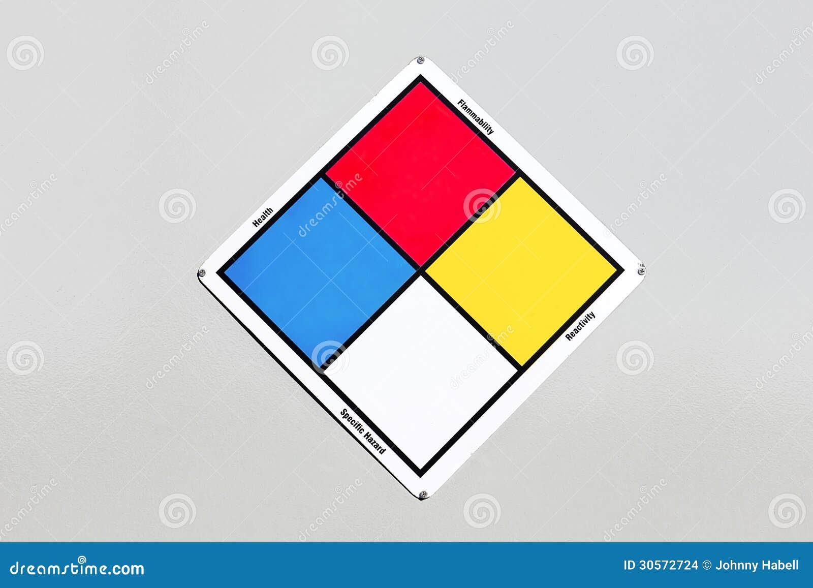Farbplakat