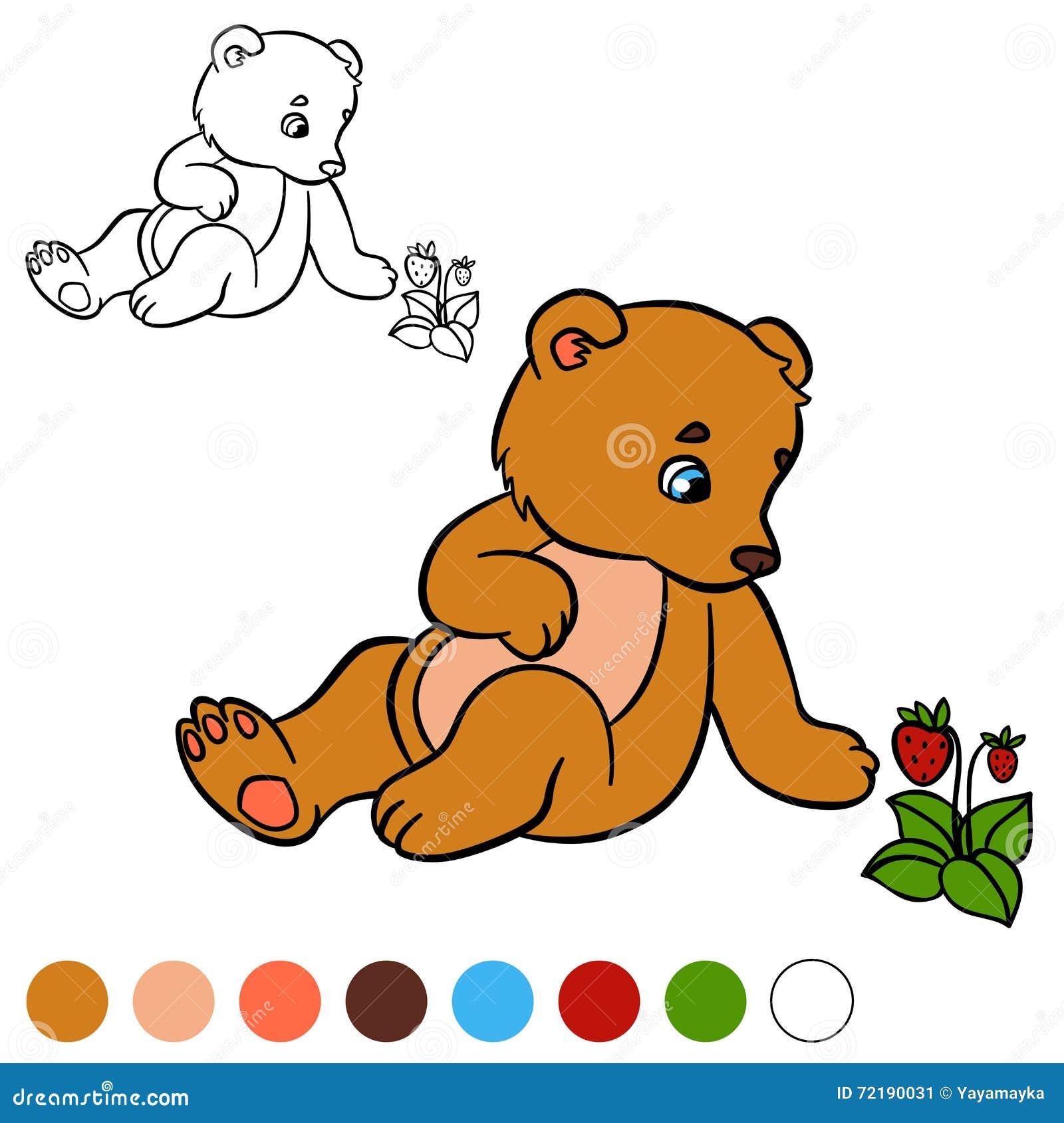 Wunderbar Teddybär Färbung Seite Fotos - Malvorlagen-Ideen ...