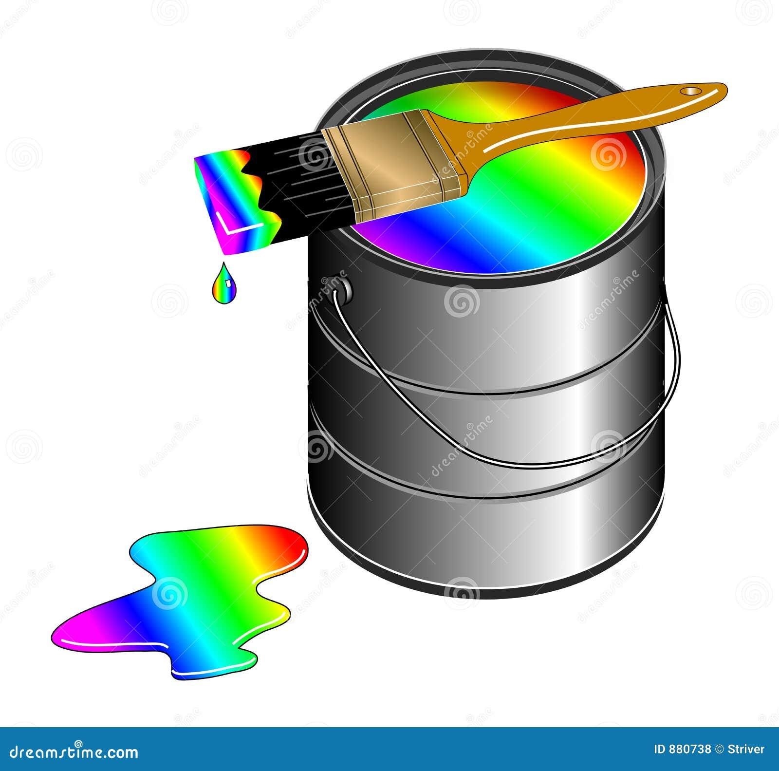 - farby rainbow