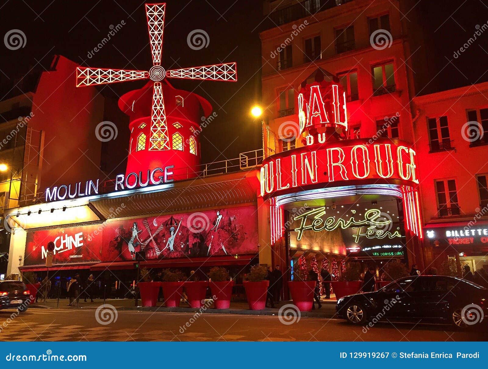 Fard à joues Paris de Moulin