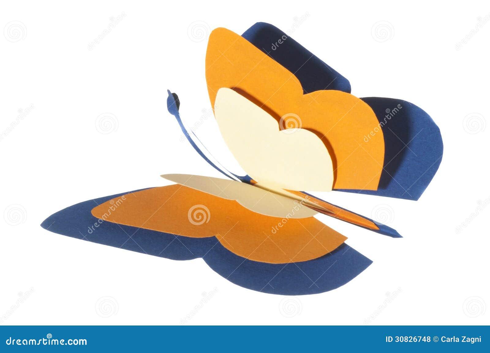Farfalla del segnaposto