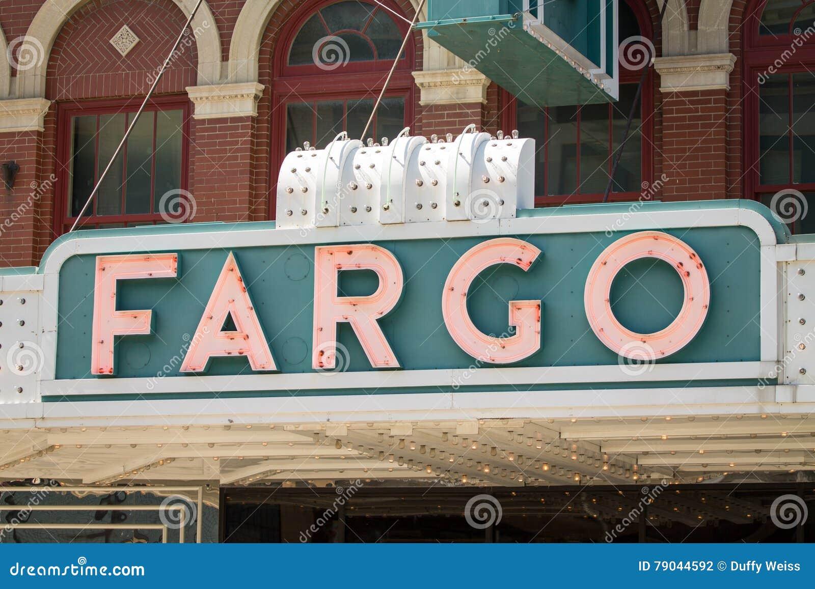 Fargo Theater e broadway