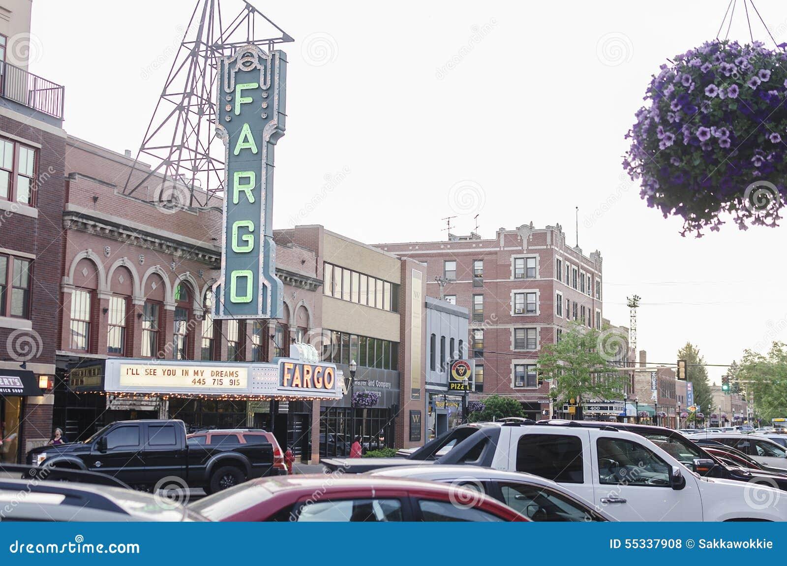 Fargo Restaurants On Th Street