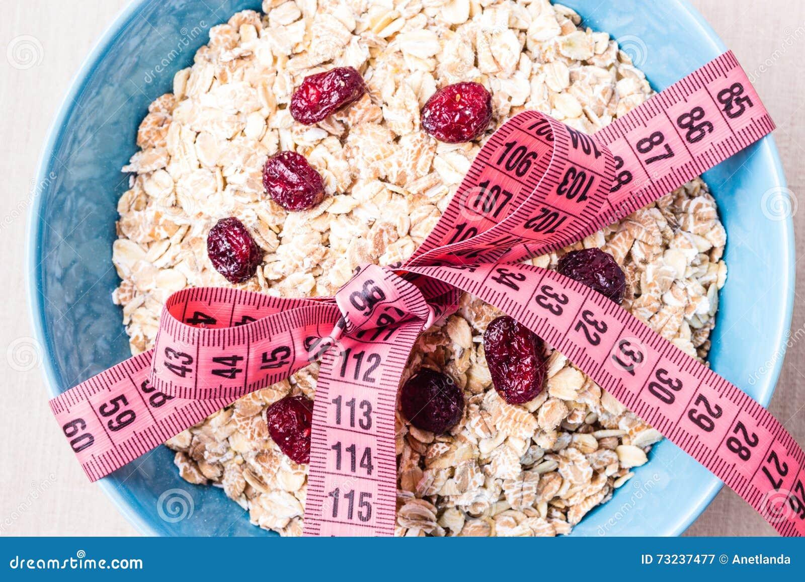 perdita di peso di farina davena