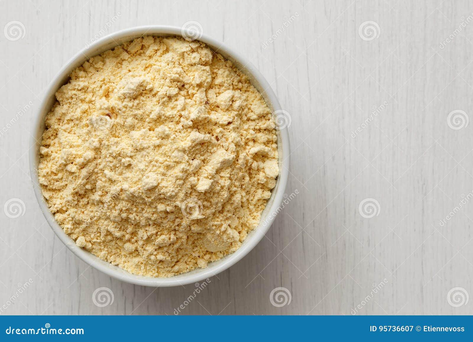 Farinha do grão-de-bico