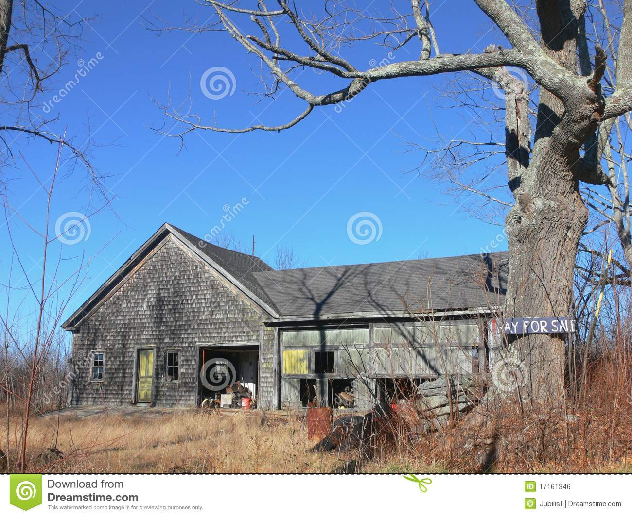 Farm abandoned barn royalty free stock image image for New england barns for sale