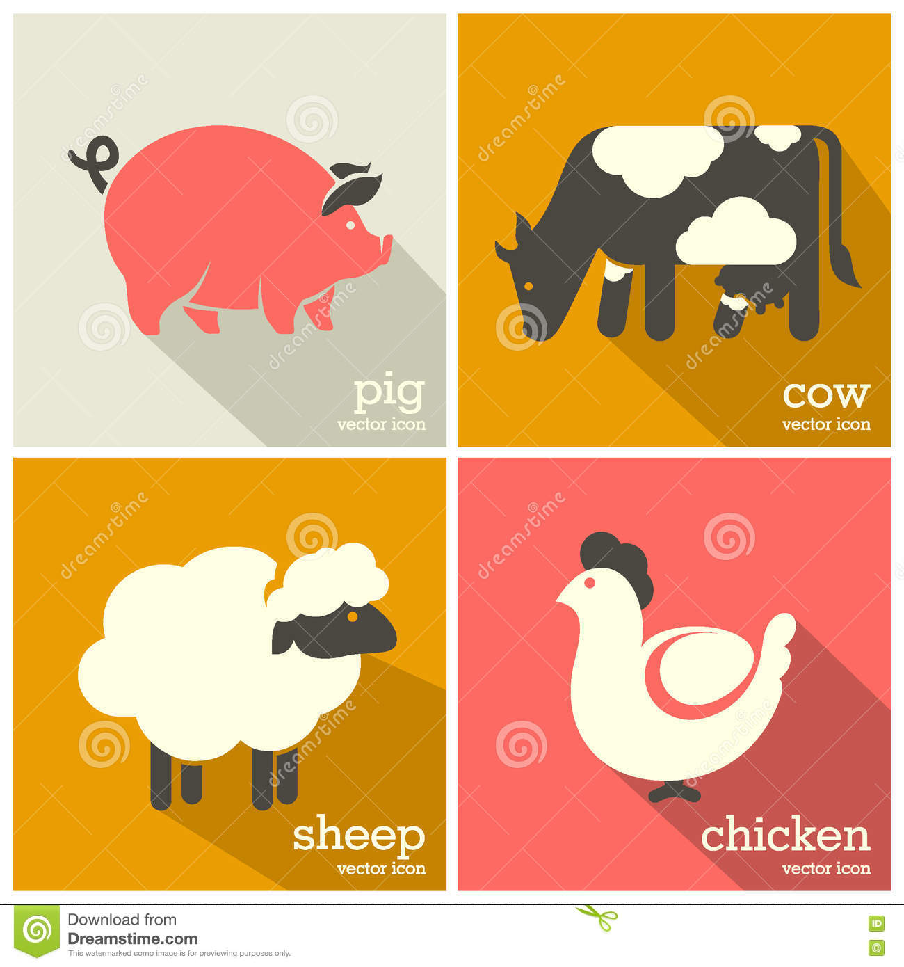 Pig Cards Chicken Cards Farm Animal Cards by Leanin Tree 8920418 ...