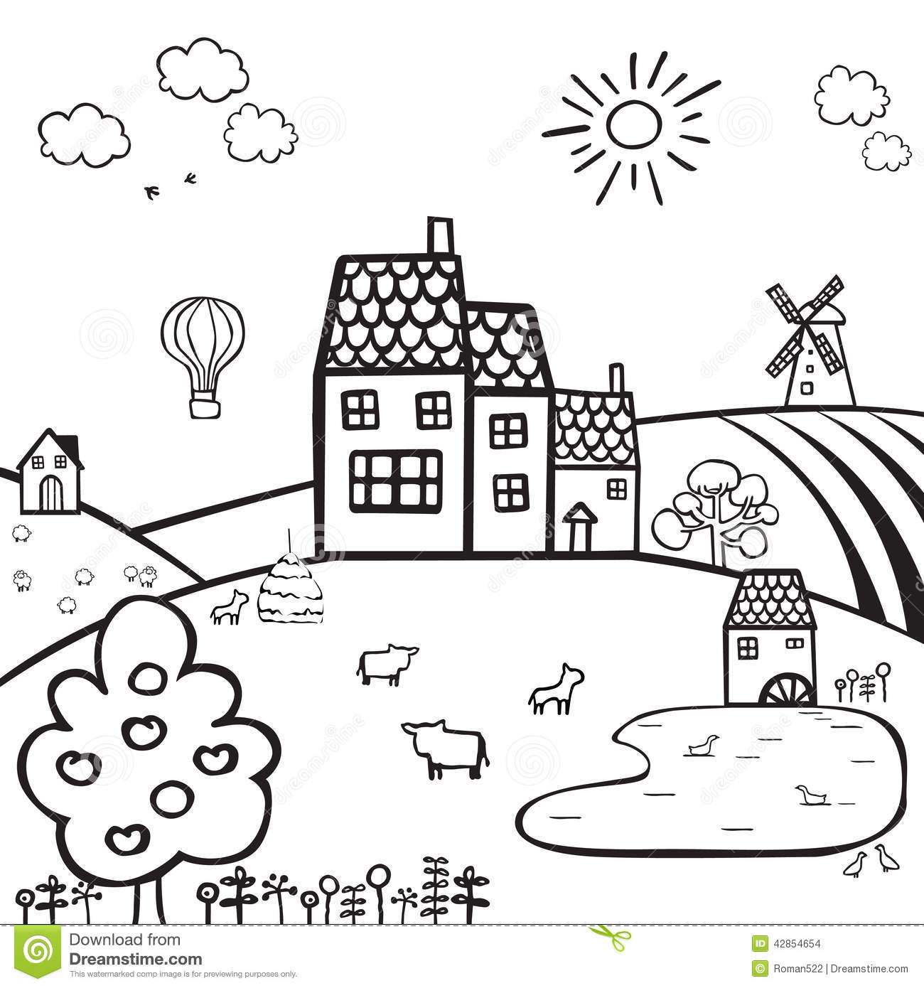 wind in the willows maps colouring pages sketch coloring page