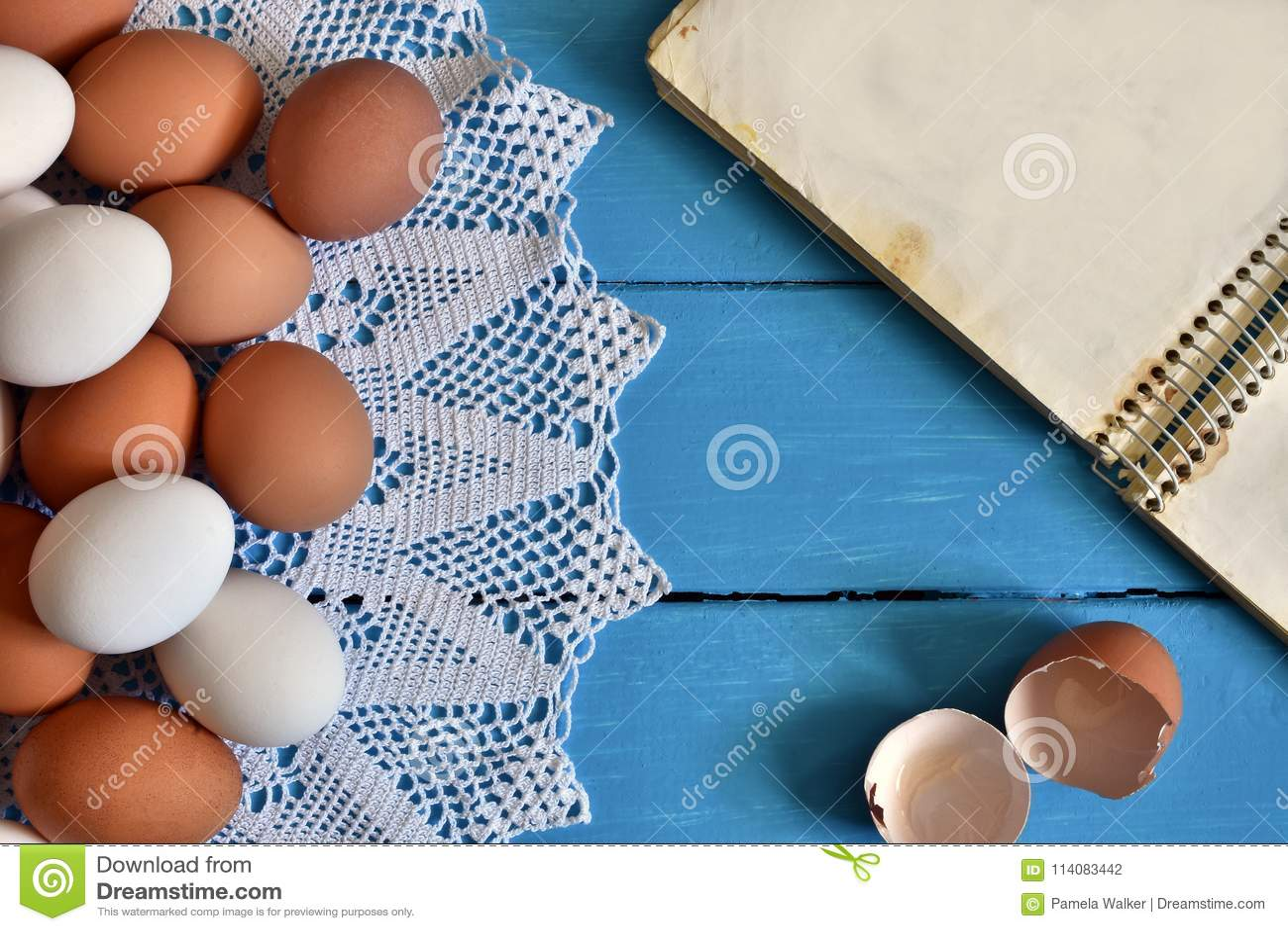 Farm Fresh Organic Eggs