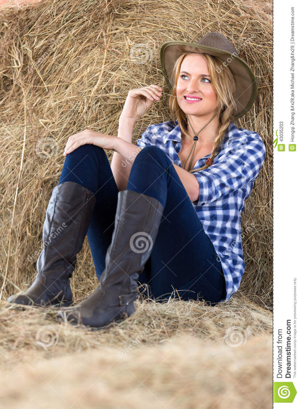 Girl farm photos 2