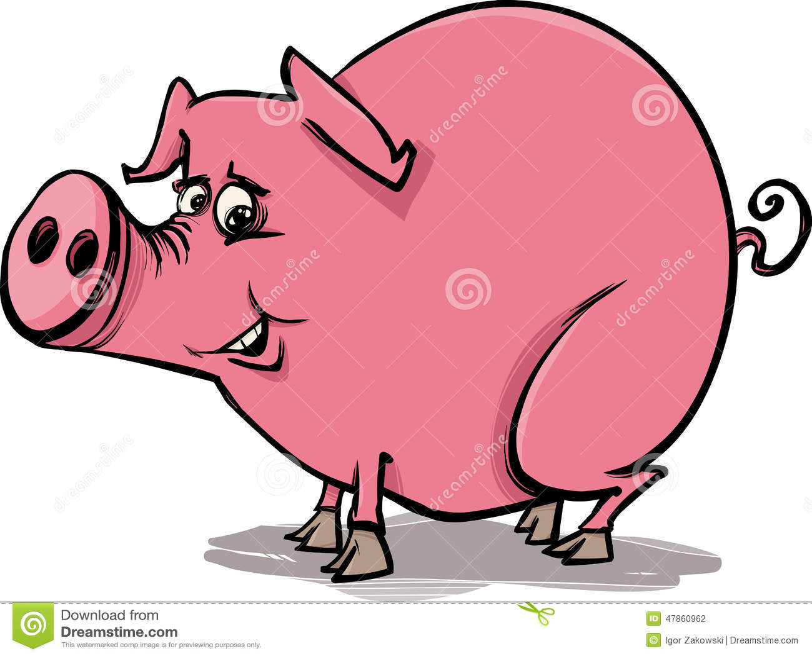clip art funny pigs - photo #29