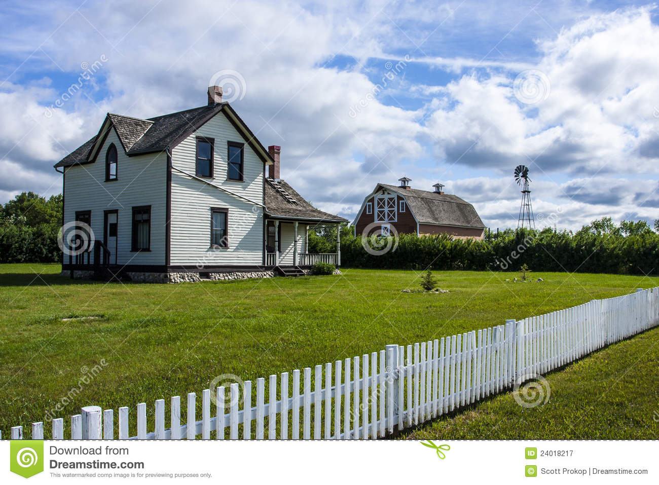 Farm Yard Stock Image Image Of Vintage Outdoor Wood