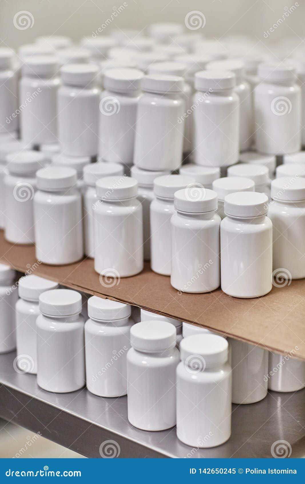 Farmaceutische nutraceutical het samenstellen verpakkende capsules