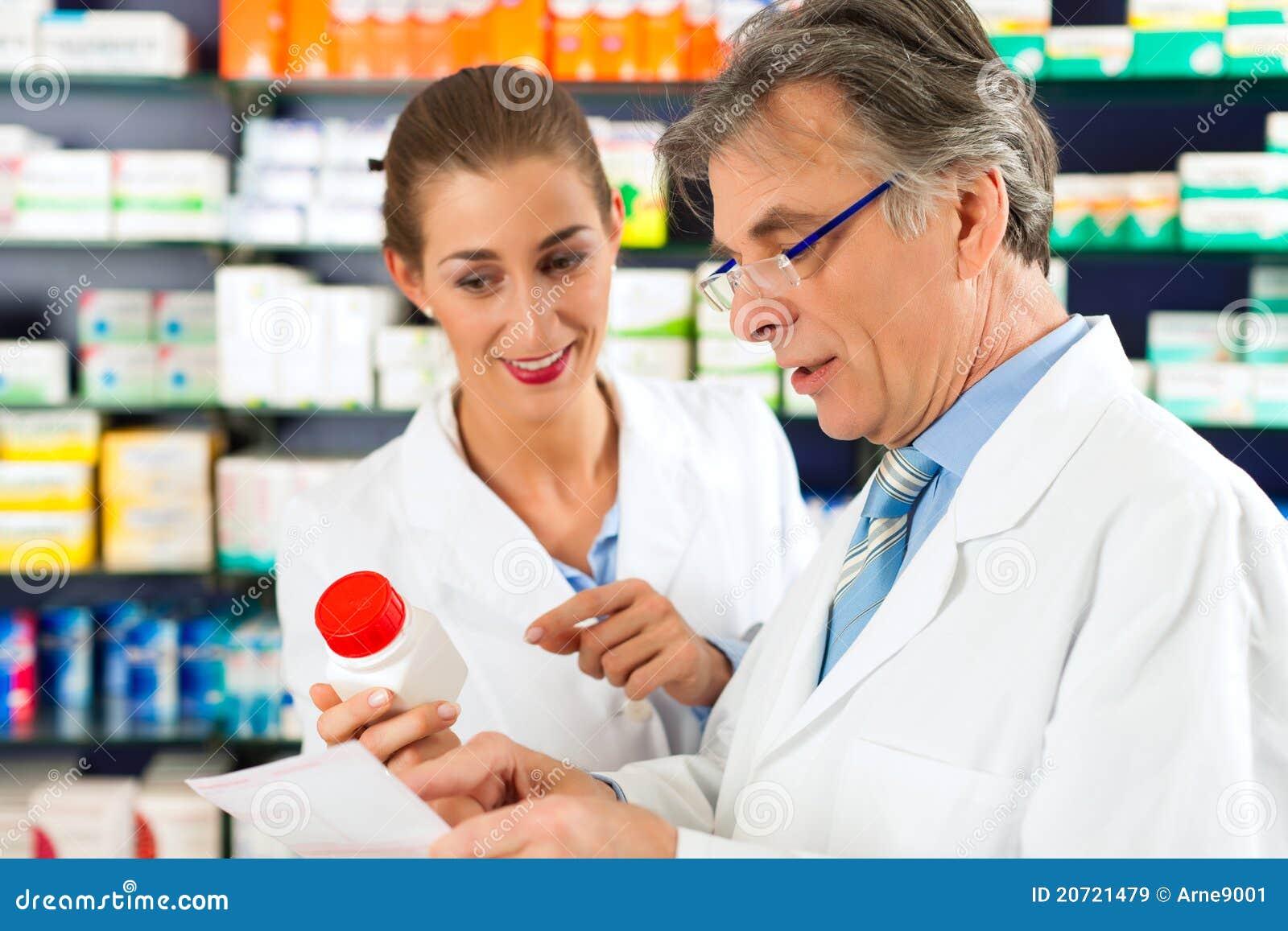 Farmaceuty ordynacyjna apteka dwa
