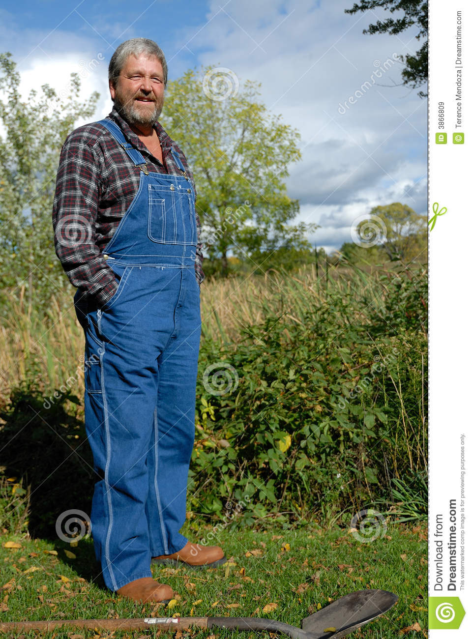 Farmer Royalty Free Stock Images Image 3866809