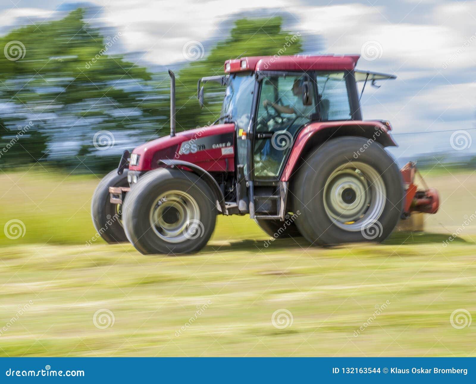 The motorized farmer