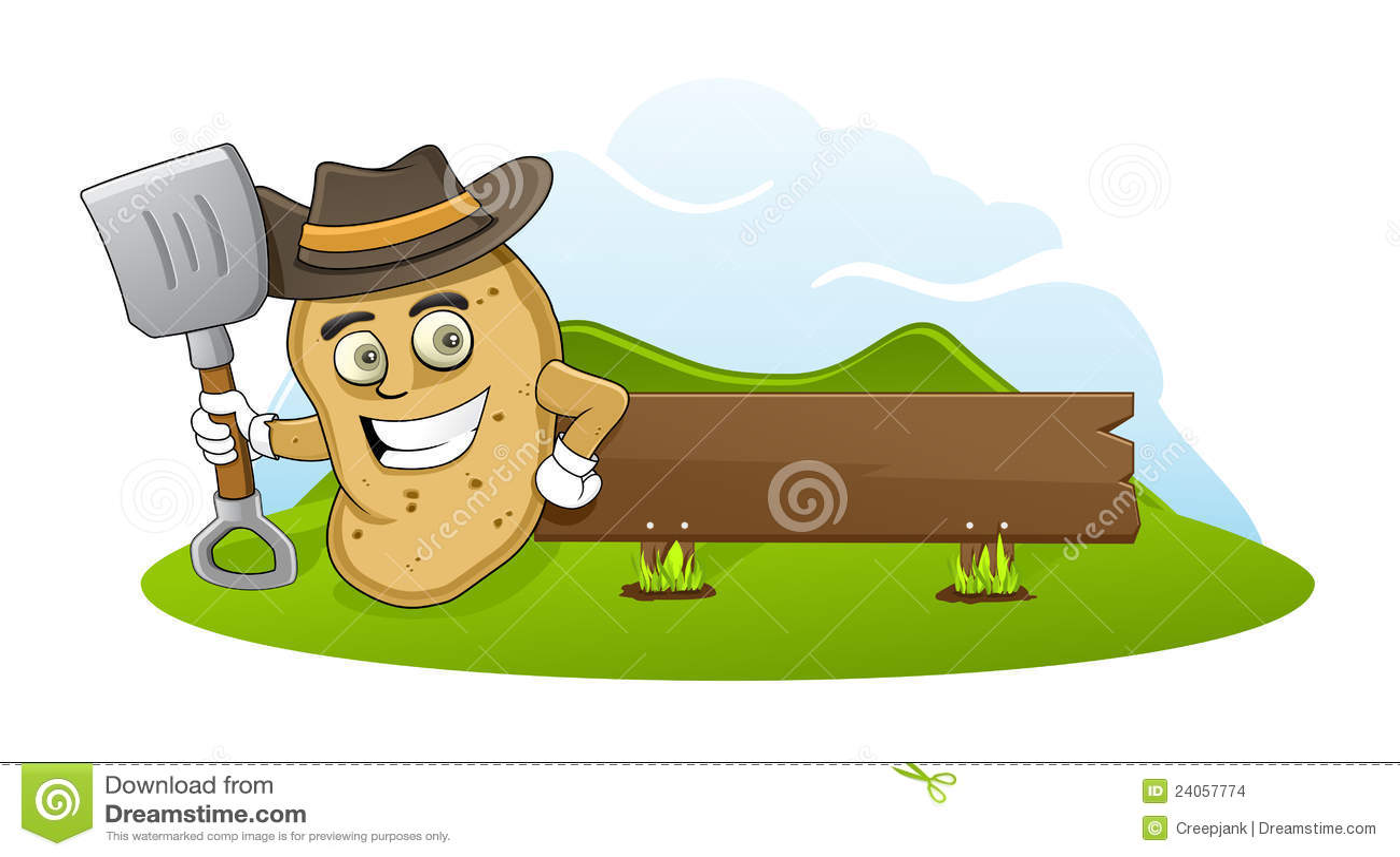 how to become a potato farmer