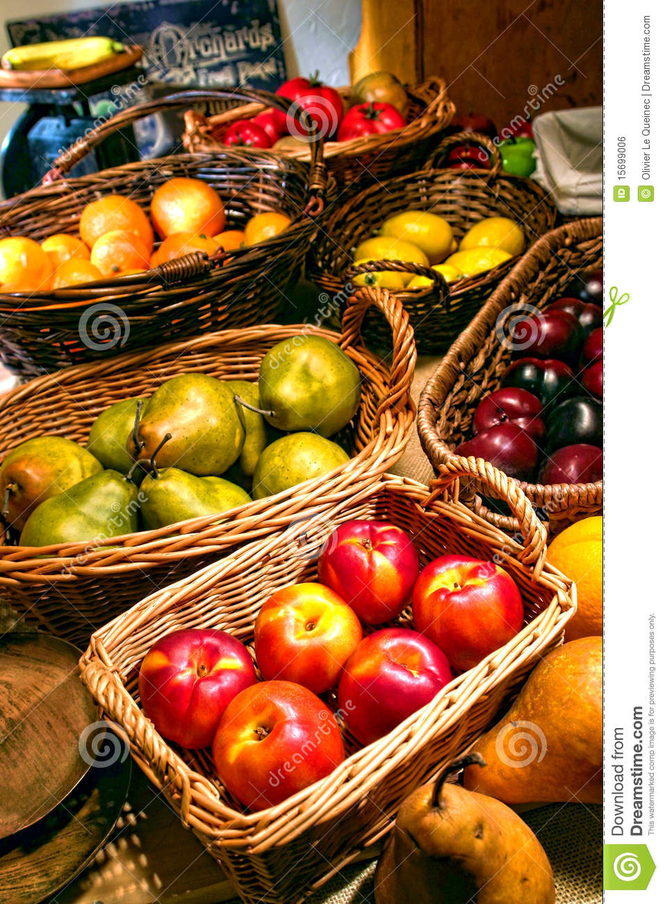 fruit market fruits basket