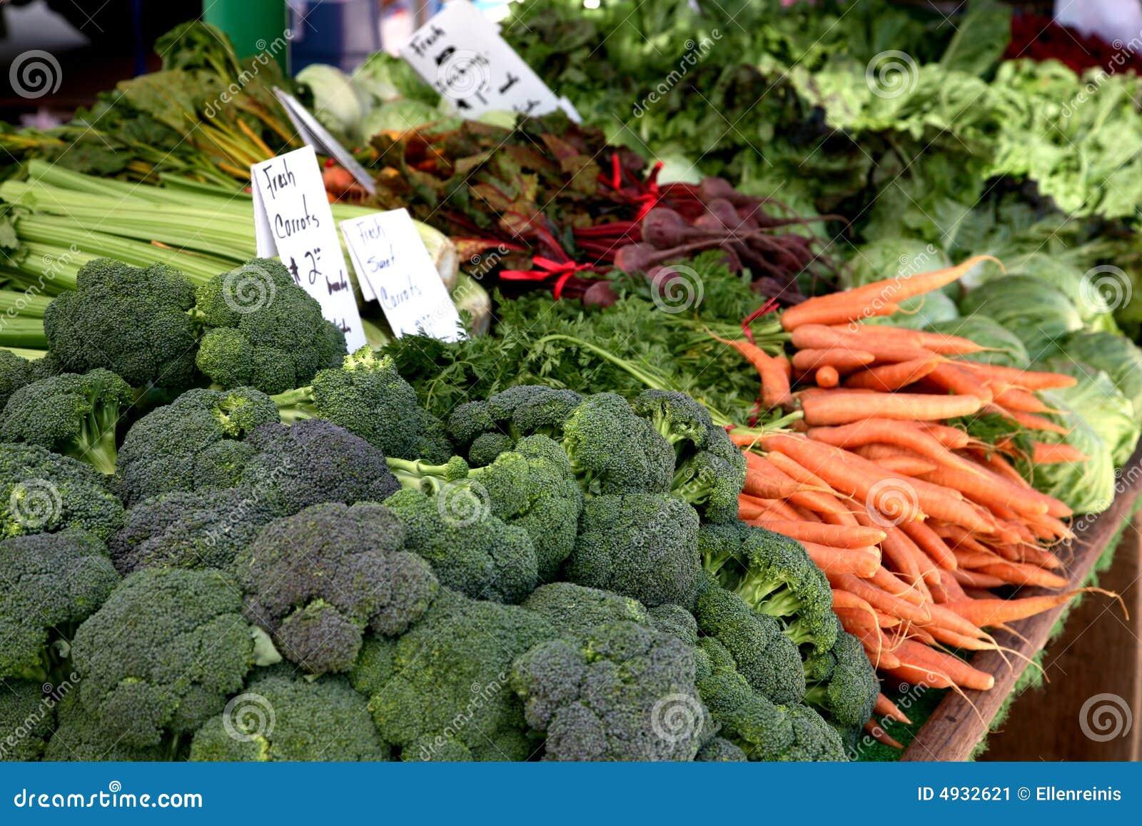 Farmer s Market Veggies