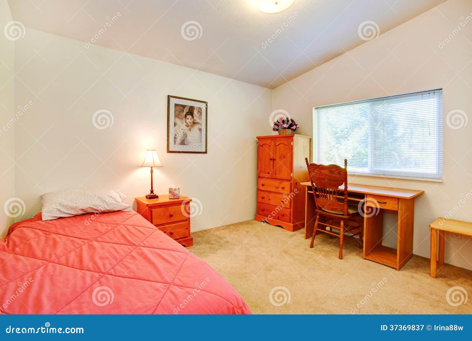 Farmhouse Cozy Bedroom Royalty Free Stock Photography Image 37369837