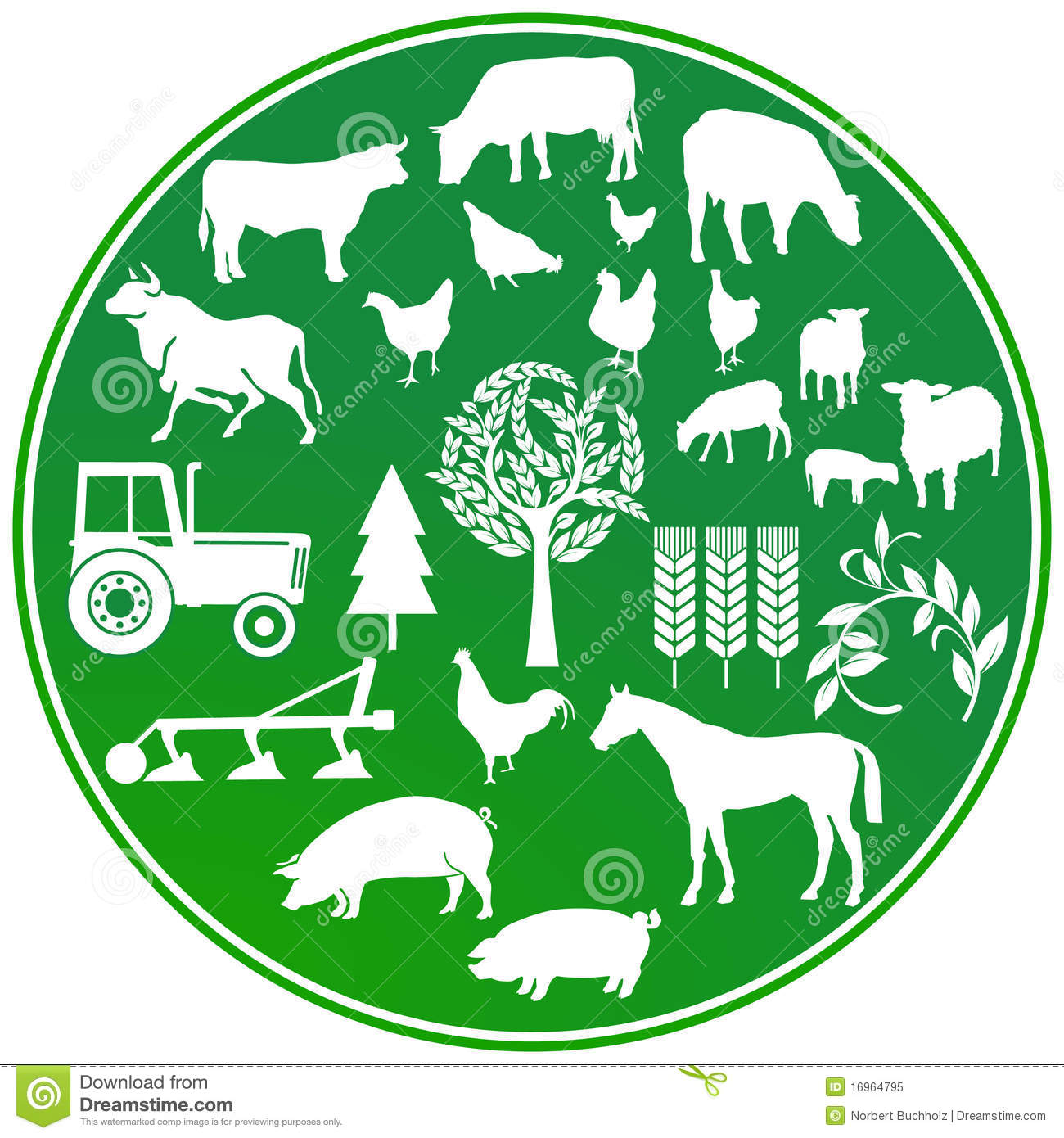 Farming Agriculture Sign Royalty Free Stock Photo - Image ...