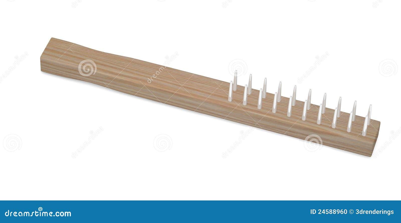 farming tool - small brush