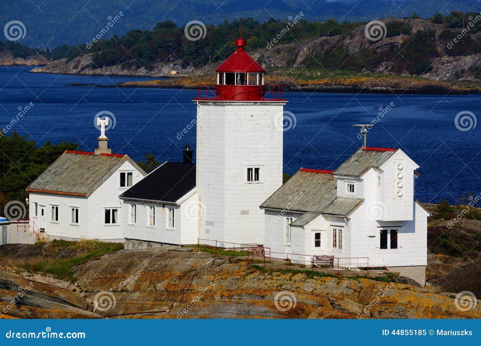 Faro de Langesund, Noruega