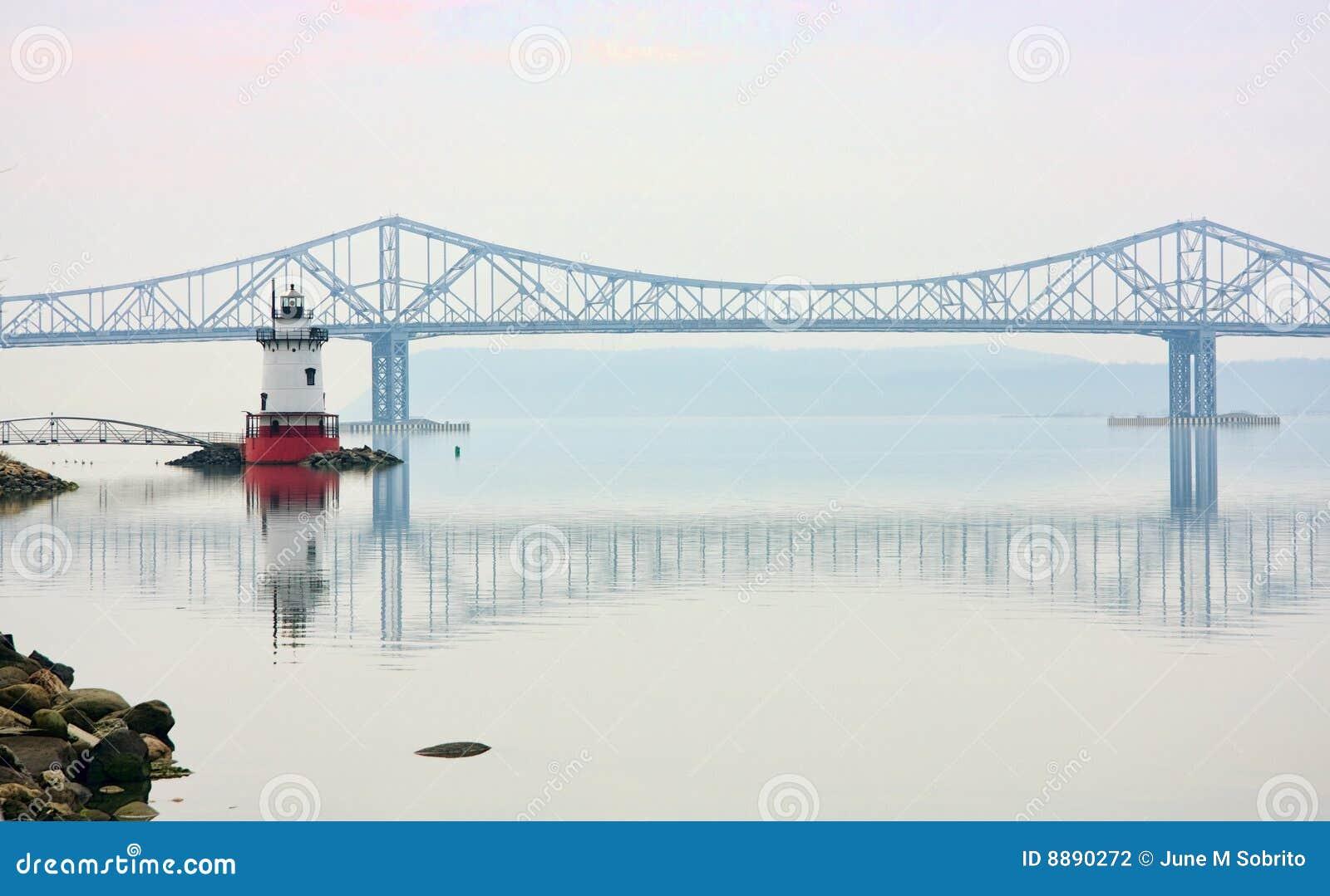 Tappan zee puente escolta conductor