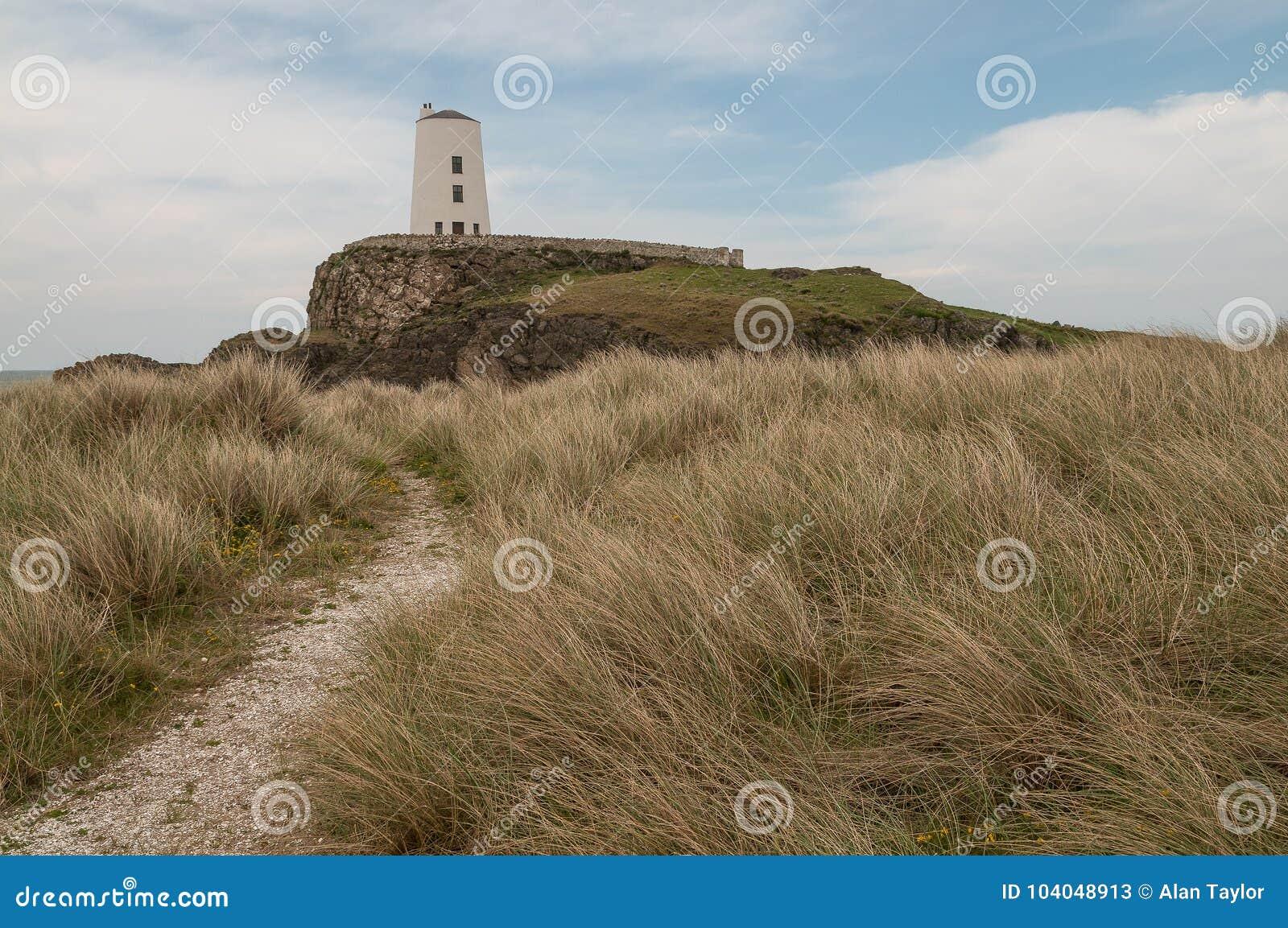 Faro del Mawr di Tŵr, Ynys Llanddwyn
