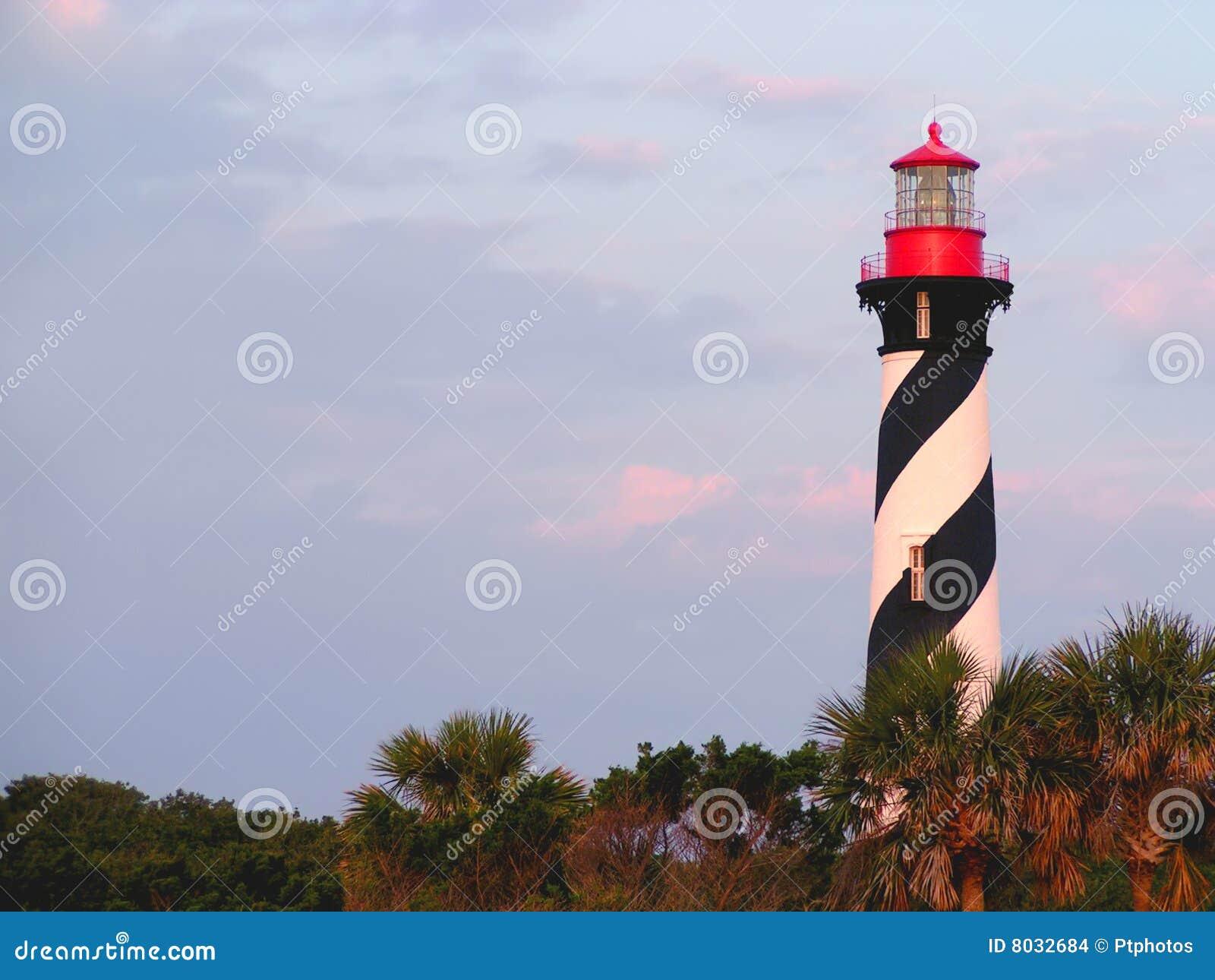 Faro del St. Augustine, la Florida