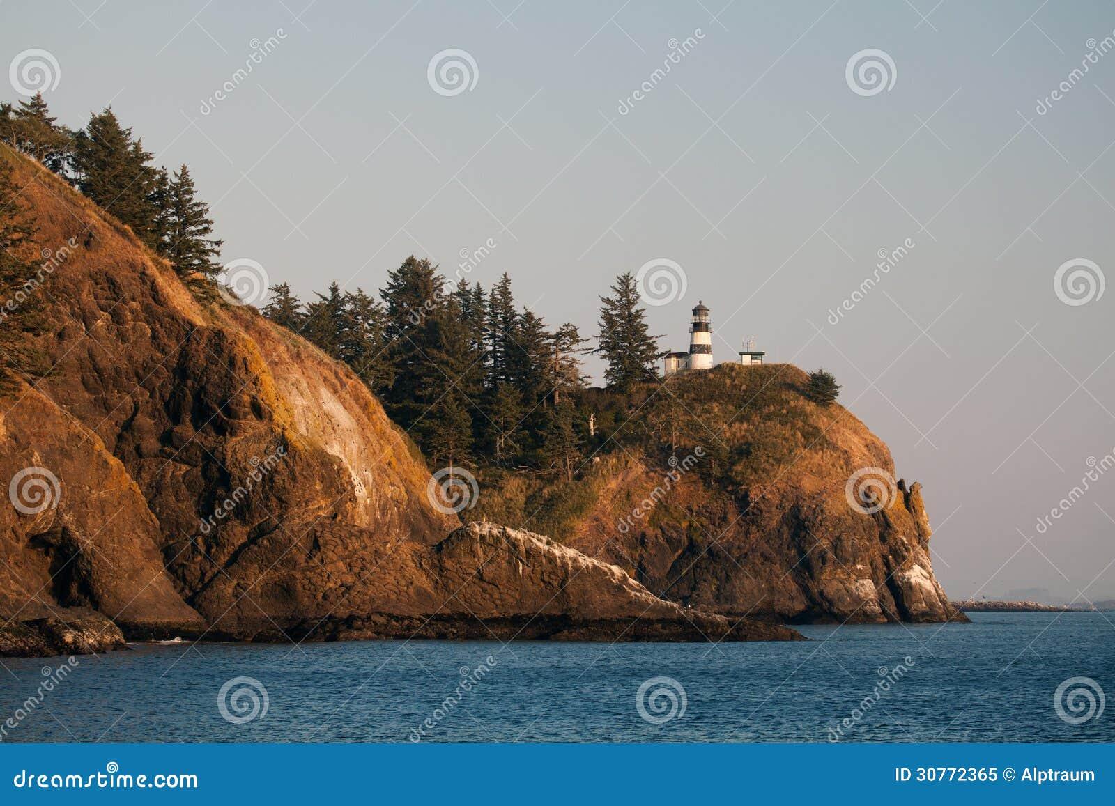 Faro della costa dell Oregon