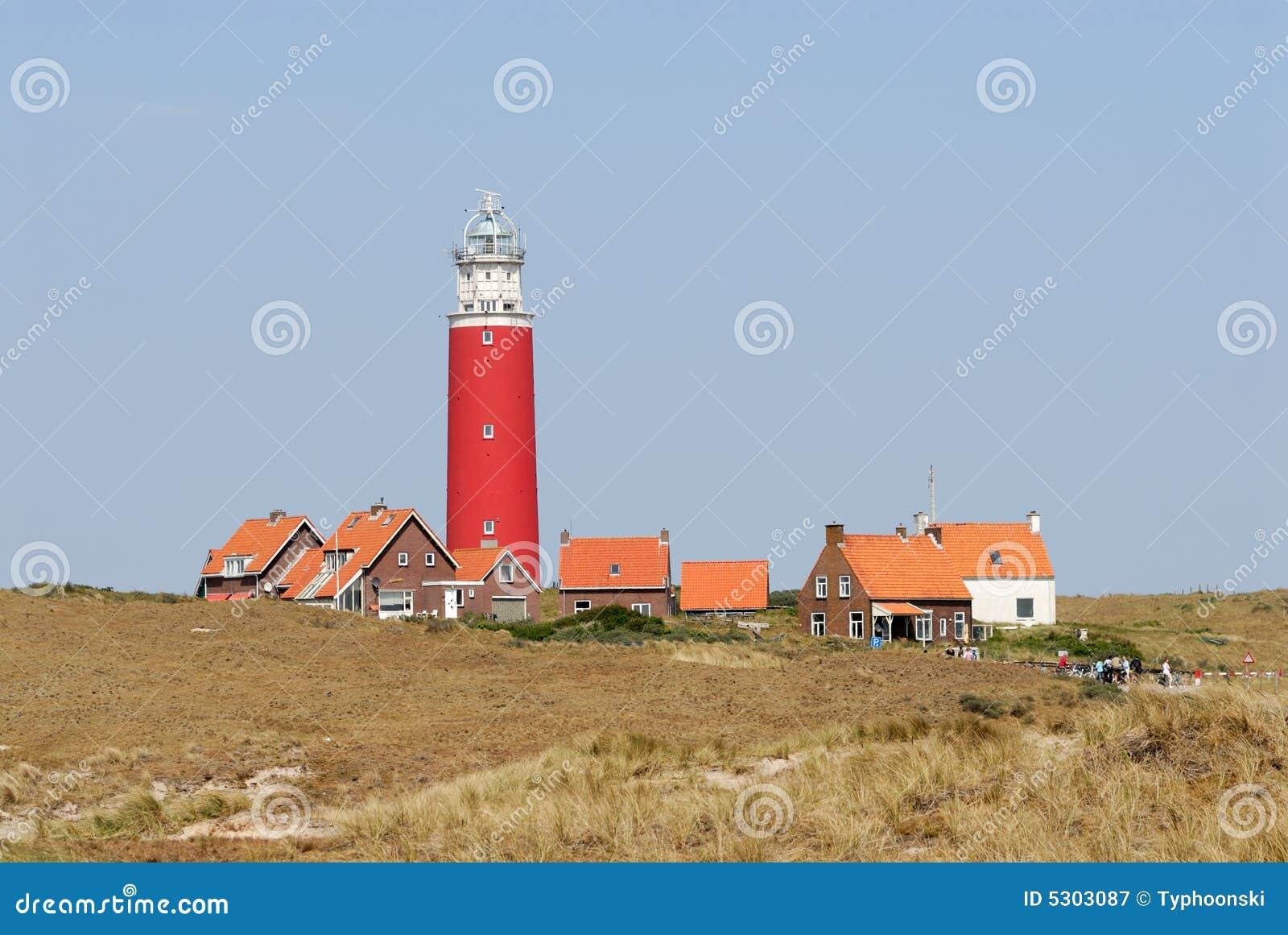 Download Faro nei Paesi Bassi immagine stock. Immagine di nearsighted - 5303087