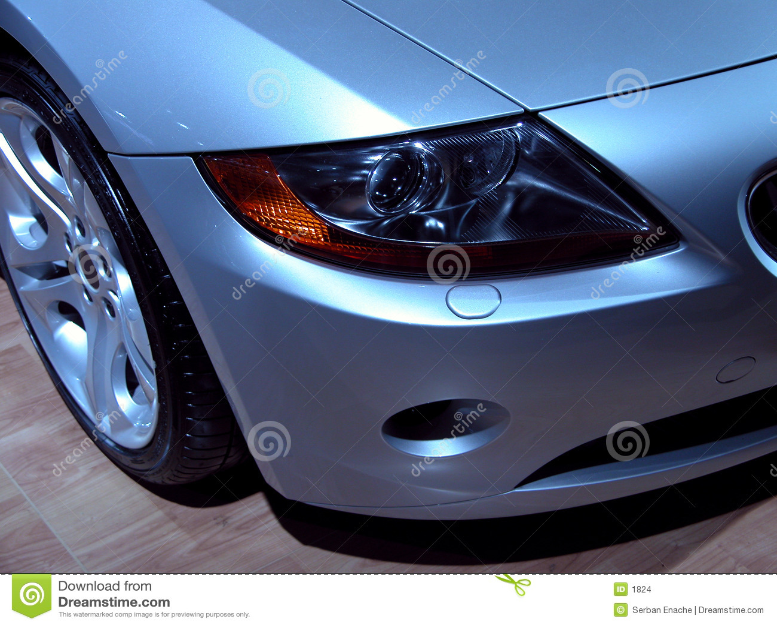 Farol de BMW Z4