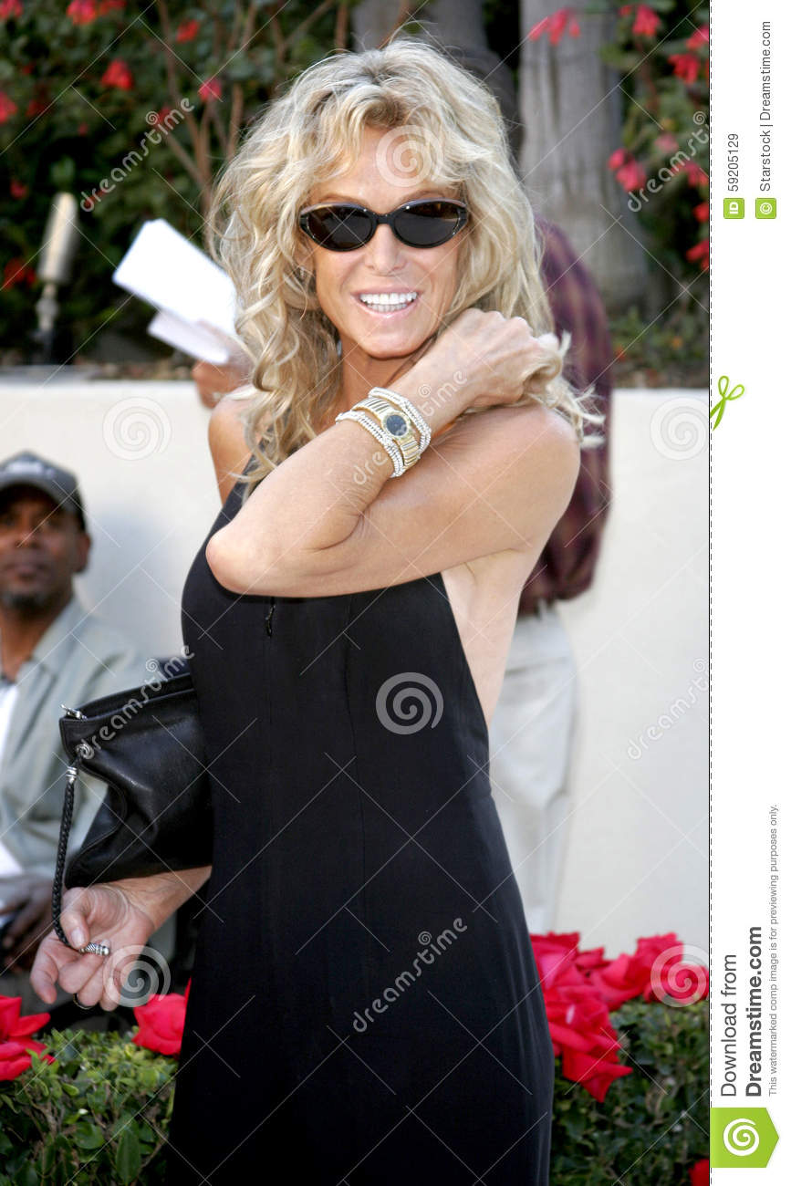 Farrah Fawcett editorial stock image. Image of redcarpet - 59205129