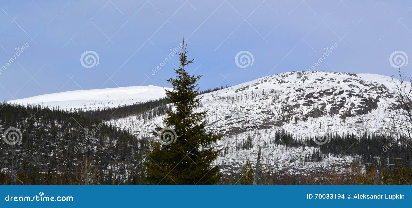 Fartuch Góry